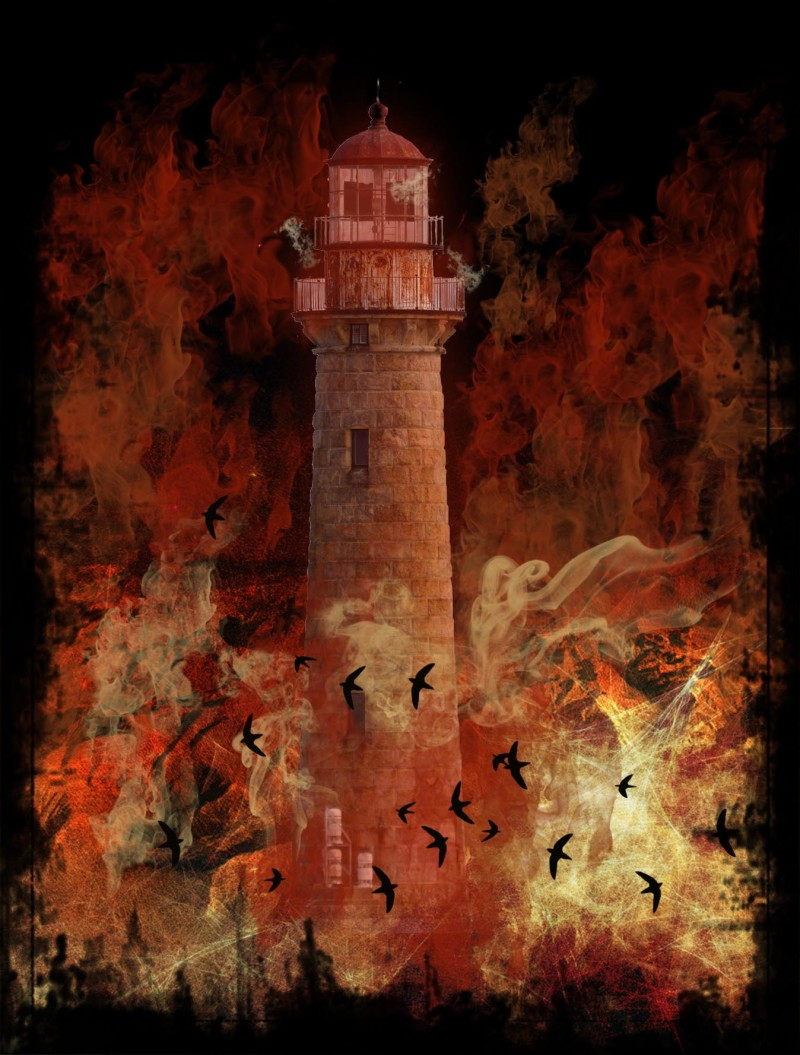 Towering Inferno by Caroline Rawcliffe